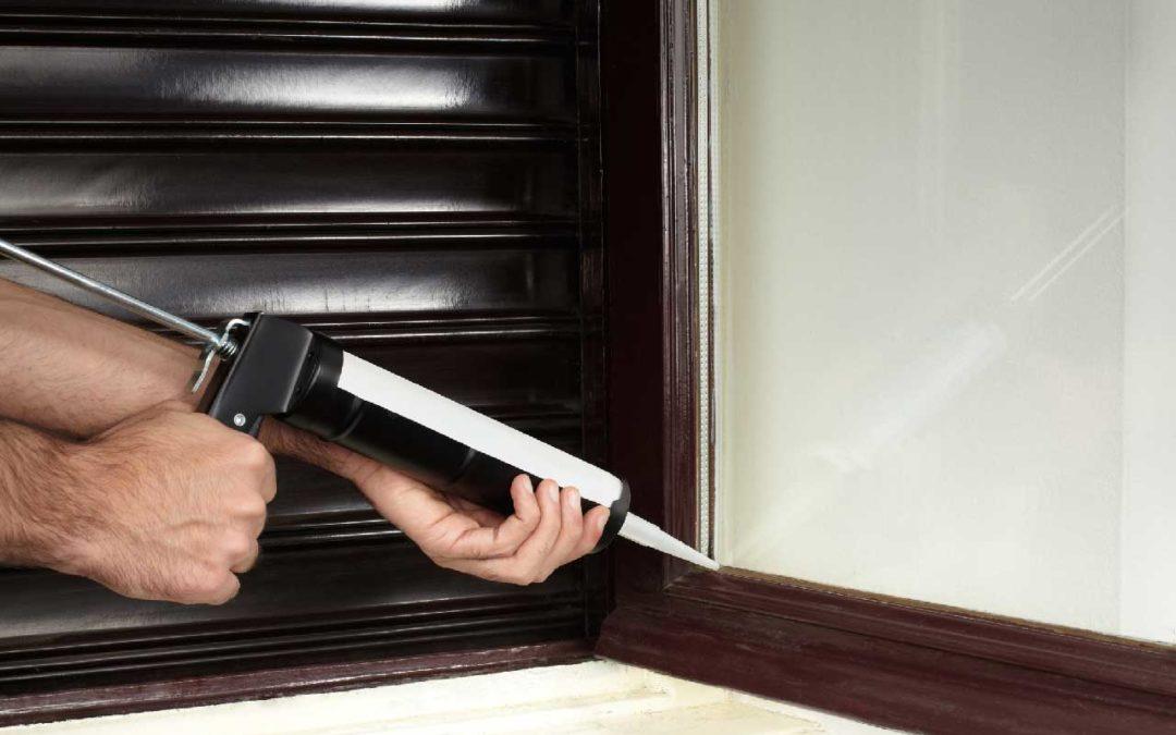 The Benefits of professionally caulking your property