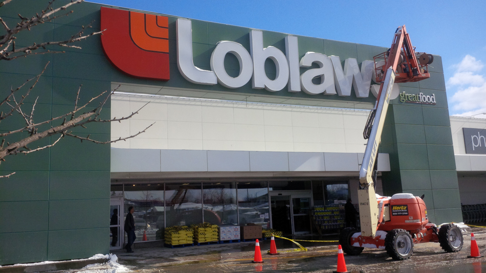 Loblaws Supermarket 2