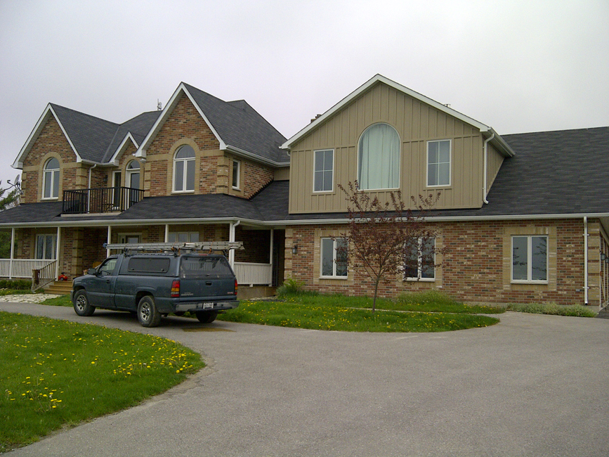 Miscellaneous Residential Caulking 1